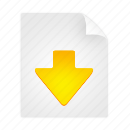 direction, down, download, downloads icon