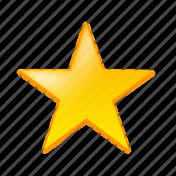 badge, bookmark, favourite, like, love, star, win icon
