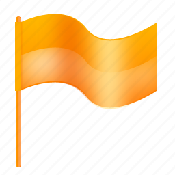 flag, mark, pin, tag icon