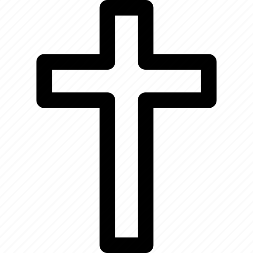 cross, death, grave, halloween, horror, religion, rip icon