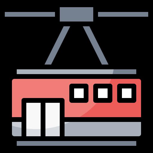 high, speed, train, tram, vehicle icon