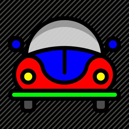 Private transportation, transportation, volks wagen, vw icon - Download on Iconfinder