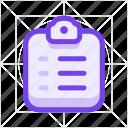 check, checklist, clipboard, list, menu, reminder, task