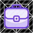 bag, briefcase, business, cash, finance, money, suitcase