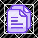 copy, documents, duplicate, file, folder, format, page