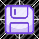 data, disk, floppy, hosting, save, server, storage