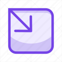 arrow, cloud, download, file, save, up, upload icon