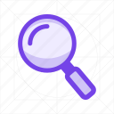 find, magnifier, magnifying, magnifying glass, search, web, zoom