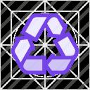 delete, eco, ecology, environment, recycle, remove, trash