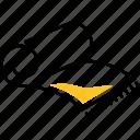 carpet, covering, cloth, mat icon