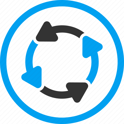 arrow, direction, refresh, reload, repeat, rotate cw, rotation icon