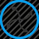 circular arrows, refresh, reload, revolve, rotate, spin, swirl