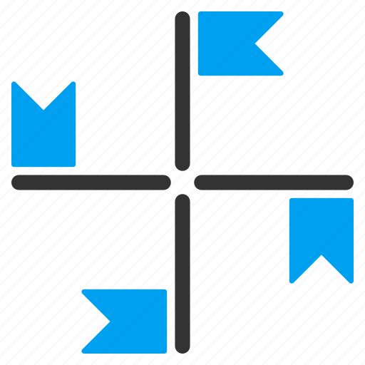 banner, directions, flags, government, national, navigate, navigation icon