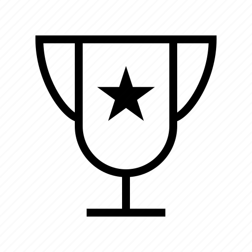 award, best, cup, service, star, winner icon