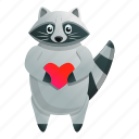baby, computer, grunge, heart, raccoon, wedding