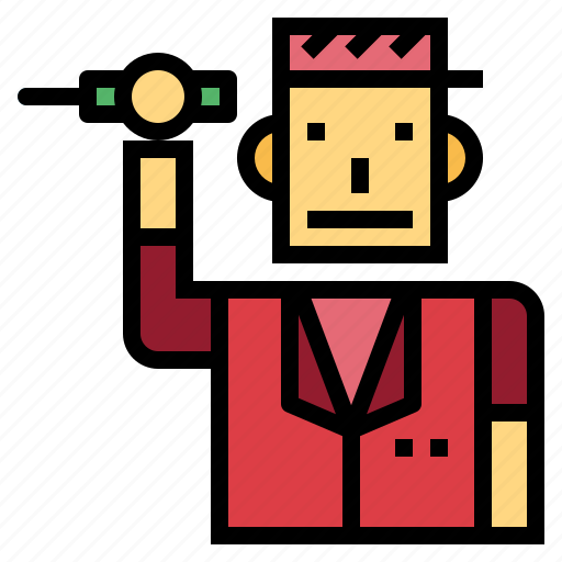 Engineer, maintenance, professional, technician icon - Download on Iconfinder