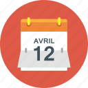 calendar, date, day, event, month, planning icon