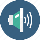 full, media, music, player, sound, volume icon