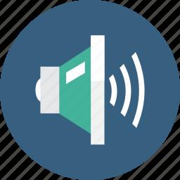 full, media, music, player, sound, volume icon