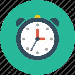 alarm, clock, time, timing, wait icon