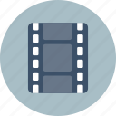 clip, film, mark, movie, shots, video icon