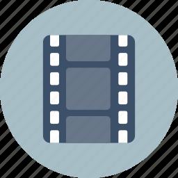 clip, film, mark, movie, shots, video icon