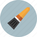 brushe, draw, paint, school, tools icon