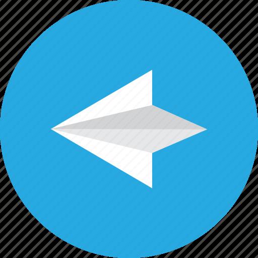 arrow, left, next, previous icon