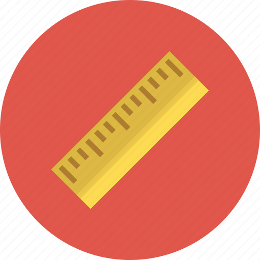 draw, education, ruler, school, study, tools icon