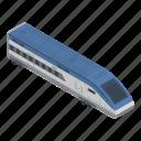 business, car, cartoon, isometric, modern, speed, train