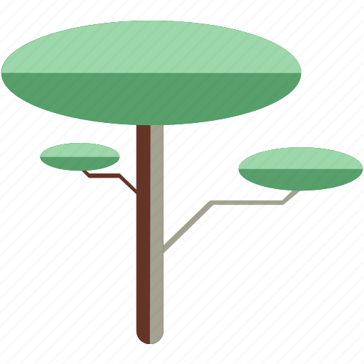 Forest, rain, tree icon - Download on Iconfinder
