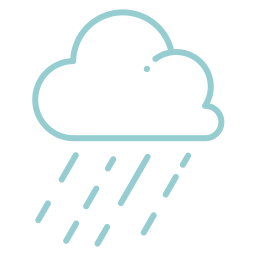 cloudy, rain, storm, weather, wind icon