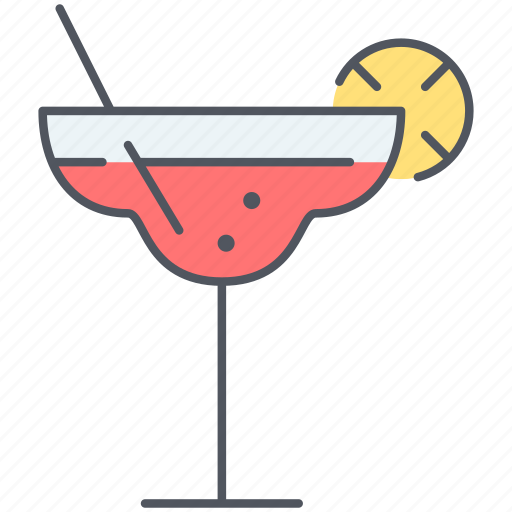 alcohol, birthday, celebration, cocktail, drink, margarita, party icon