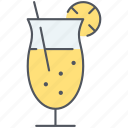 celebration, cocktail, drink, party, sex on the beach, summer, vacation icon