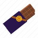 bandhan, choclate, dairymilk, festival, india, rakhi, sweet icon