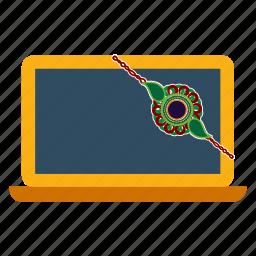 bandhan, festival, india, laptop, pc, rakhi, raksha icon