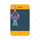 festival, india, mobile, offer, phone, rakhi, raksha icon
