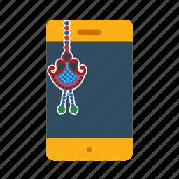 festival, india, mobile, offer, phone, rakhi, raksha icon