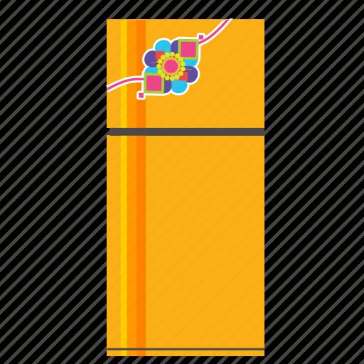 discount, festival, india, offer, rakhi, raksha, refrigerator icon