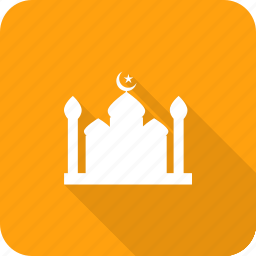 crescent, festival, islam, mosque, prayer, ramadan, ramzan icon