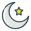 islam, ramadan, islamic, moon