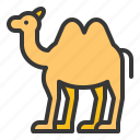 abrahamic, animal, camel, islam, ramadan, religion icon