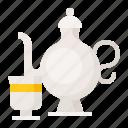 tea pot, cup, ramadan, religion, abrahamic, islam