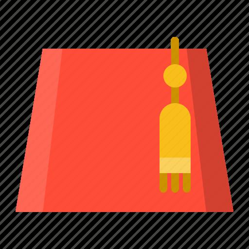 Abrahamic, cap, islam, muslim cap, ramadan, religion icon - Download on Iconfinder