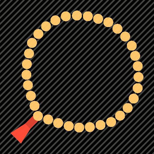 abrahamic, bead, islam, prayer beads, ramadan, religion icon