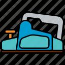 wood, shaving, machine, equipment