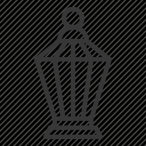 abrahamic, islam, lamp, ramadan, religion icon