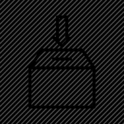 acception, donate, zakat icon