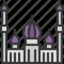 mosque, religion, religious, building
