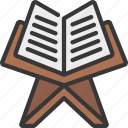 open, quran, religion, religious, book